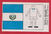El Salvador Badge and Kit